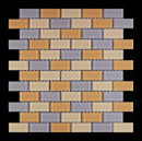 Мозаика Stone & Glass Mosaic Mixed